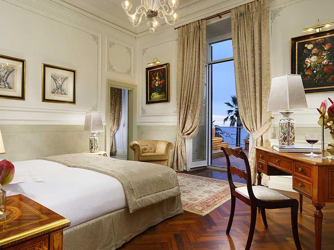 Royal Hotel Sanremo Executive Suite Sissi