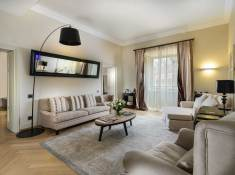 Town House Galleria, hotel de luxe Milan Italie : suite
