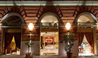 Hotel Fiume, Rome Italie