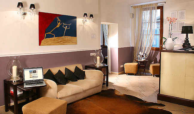 hotel Globus, centre historique Florence Italie