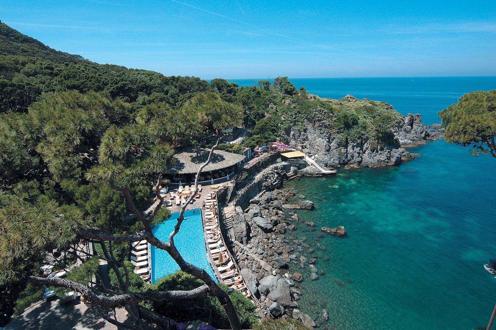 Mezzatorre resort spa, hotel de luxe Ischia Italie