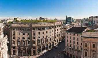 Hotel Milano Scala, boutique hôtel au coeur de Milan Italie