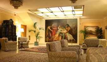 Hotel Napoleon, hotel 4 etoiles au centre de Rome