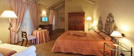 Hotel Relais del Sant'Uffizio (Chambre double)