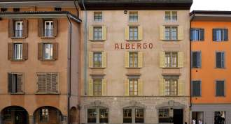 Boutique Hotel Petronilla, Bergamo Italie (façade)