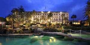 Royal Hotel Sanremo Italie, 5 étoiles luxe