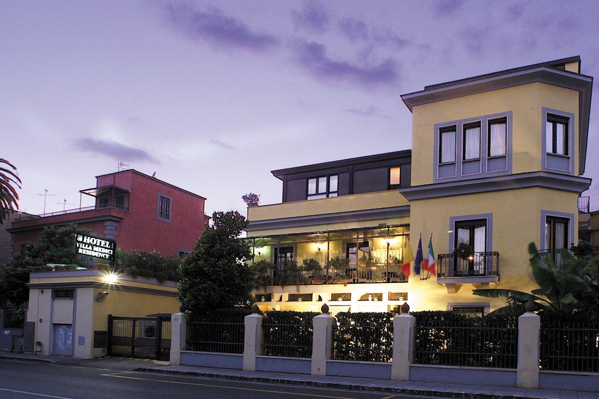 Hotel Villa Medici, Naples Italie