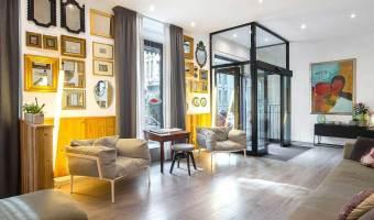 Hôtel Bernina, 3 étoiles près de la gare de Milan Italie