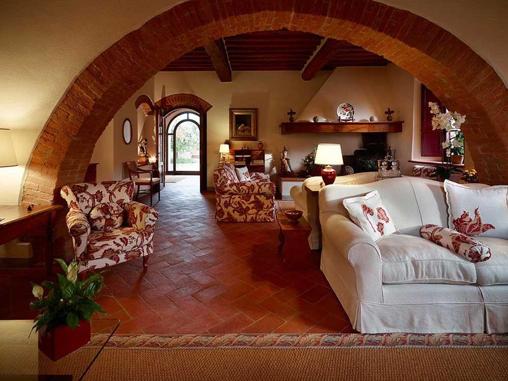 Hotel Le Fontanelle, Pianella - Sienne Italie