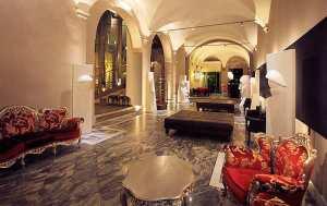 Borghese Palace Art Hotel, centre historique de Florence