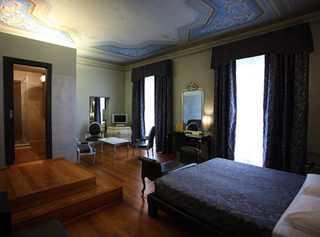 Junior Suite Borghese Palace Art Hotel Florence, Italie