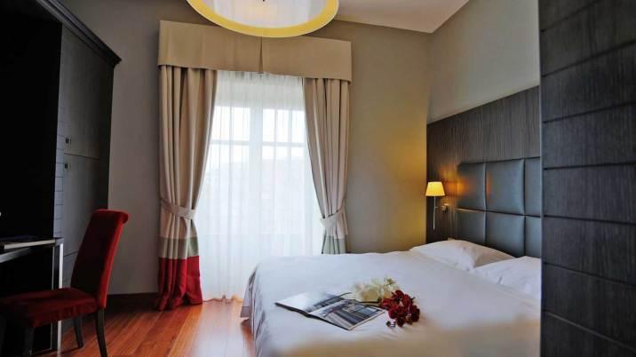 Hotel Porta Felice Palerme, Sicile (chambre)