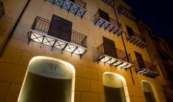 Hotel porta felice, Palerme Italie