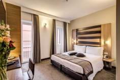 Hotel Trevi Rome, Italie : Chambre standard