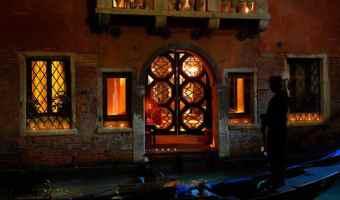 Aqua Palace, hotel de luxe Venise Italie