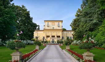 Byblos Art Hotel design, San Pietro In Cariano Verone, Italie
