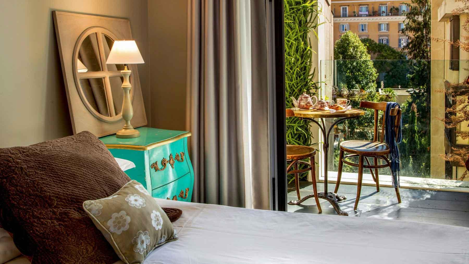 The B Place Boutique Hotel Rome centre, Italie