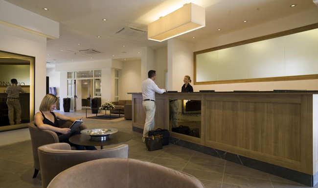 Hotel Principe di Lazise - Lac de Garde Italie : réception