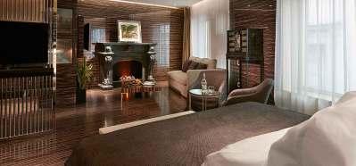 Romeo Hotel design Naples : Une Suite