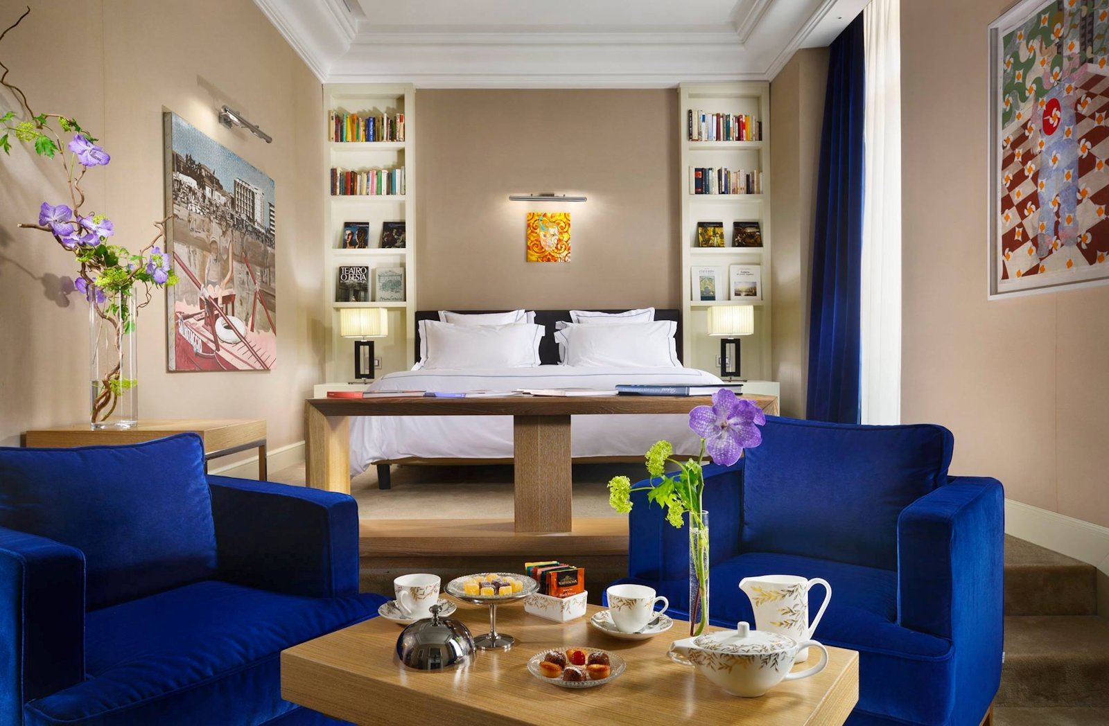 First Suite, The Firt Hotel Rome