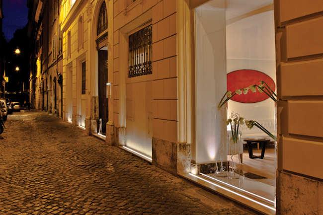 The First Hotel, un nouvel art hotel dans le centre historique de Rome Italie