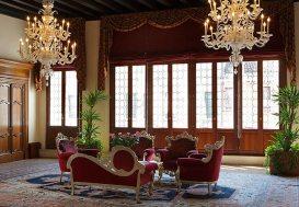 Liassidi Palace- hotel de luxe à Venise