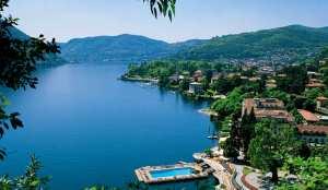 Villa d'Este, hôtel de luxe face au lac de Côme en Italie