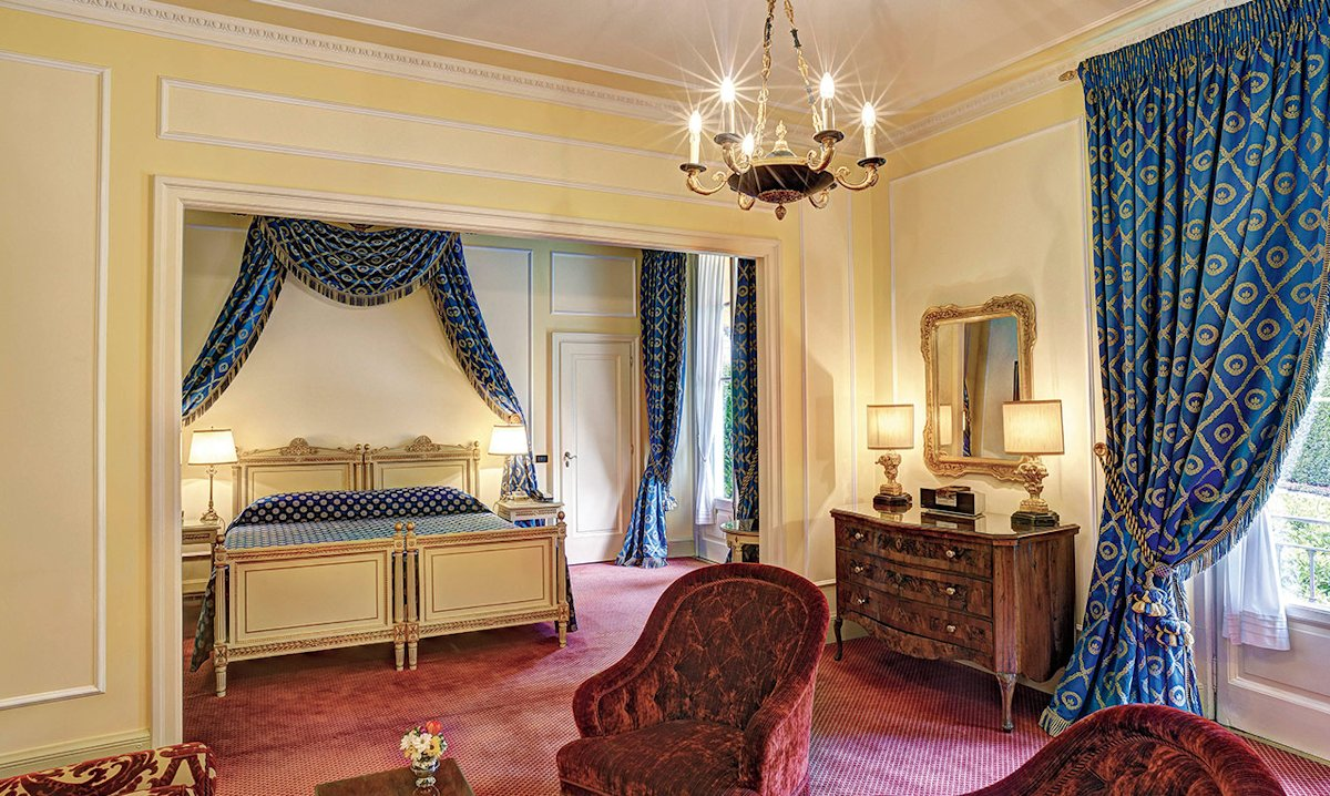 Villa d'Este hotel de luxe lac de Come : Junior Suite Exclusive