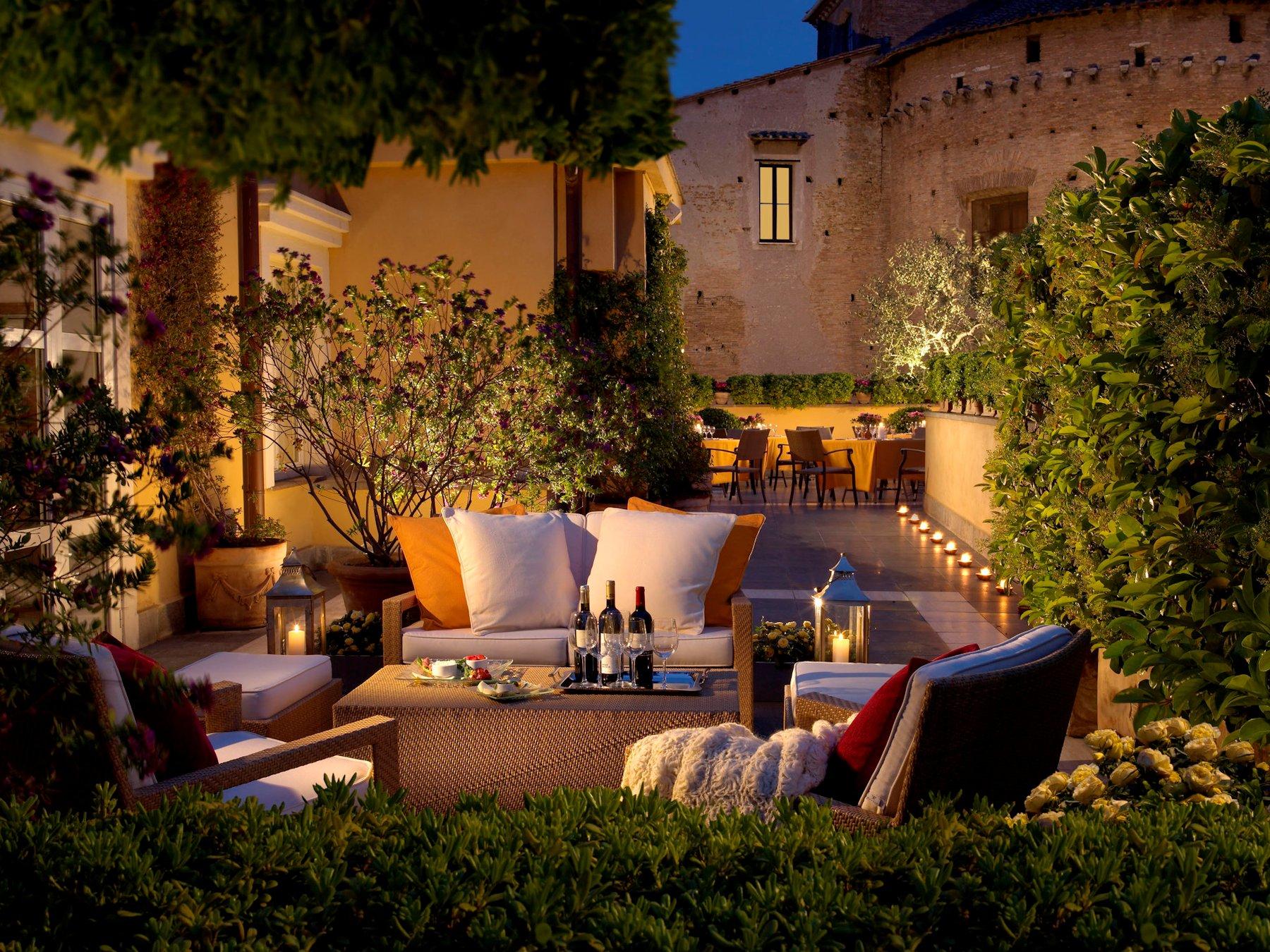 Hotel Capo d'Africa Rome Italie (près du Colisée)