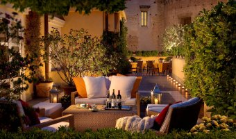 Hotel Capo d'Africa Rome Italie