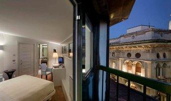 UNA Maison Milano, hôtel de charme près du Duomo de Milan