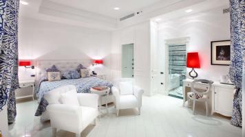 La Ciliegina Lifestyle Hotel : suite