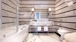 La Ciliegina Lifestyle Hotel : salle de bain