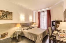 Residenza A, Boutique Art Hotel Rome Italie : chambre