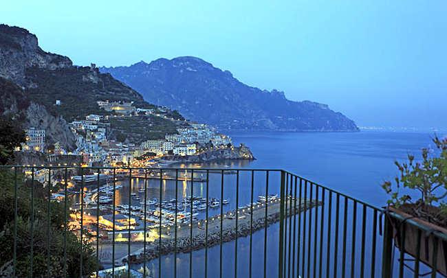 Il Nido, hotel vue mer Baie d'Amalfi