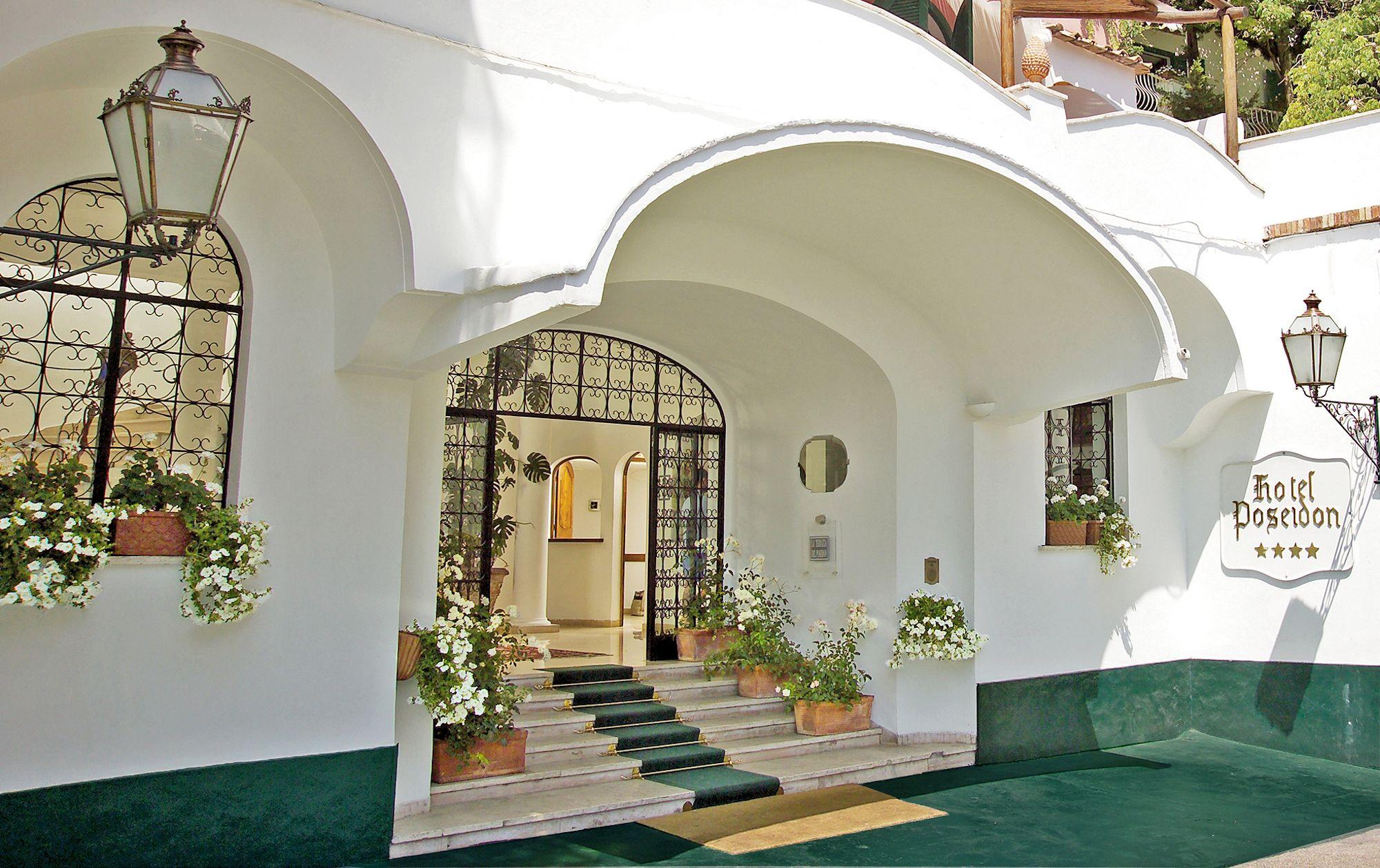 Hotel de charme Positano (Italie)