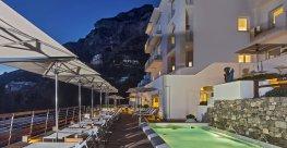 Casa Angelina Lifestyle Hotel de luxe Cote Amalfitaine (piscine)