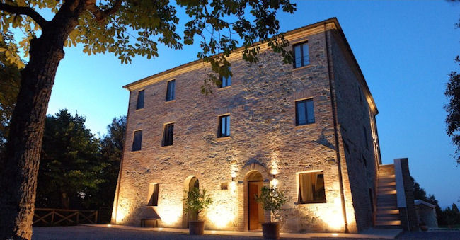 Poggio Piglia, hotel de charme en Toscane