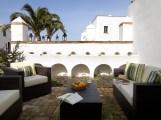 Hotel Torre Fiore : terrasse suite