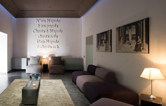 hotel design Naples - Italie