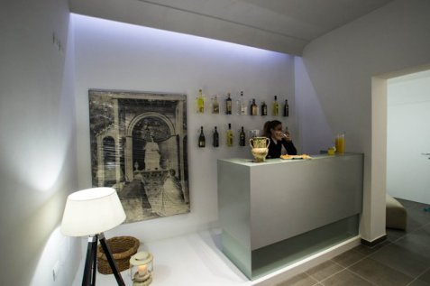 Santa Brigida, Boutique Hotel Naples Italie : Bar