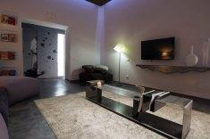 Santa Brigida, Boutique Hotel Naples Italie : Salon