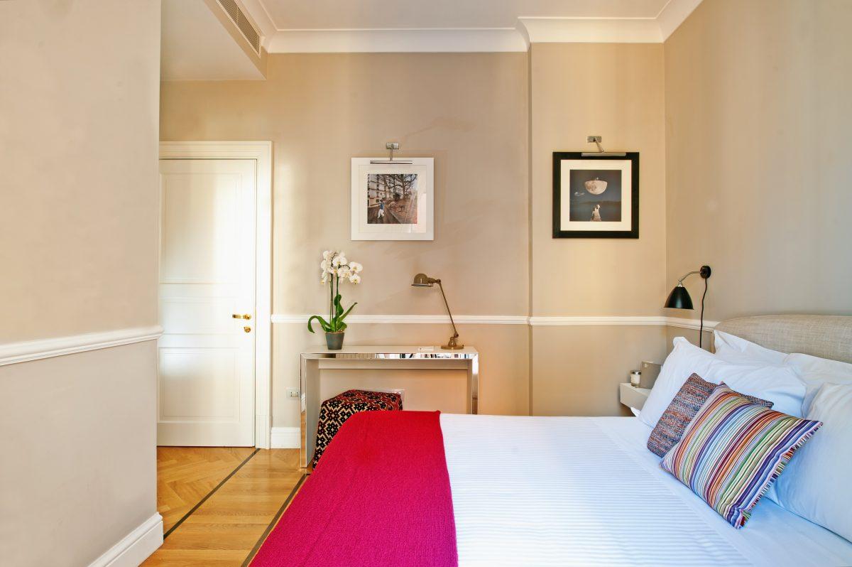 Hotel The Fifteen Keys, Rome : chambre double classique