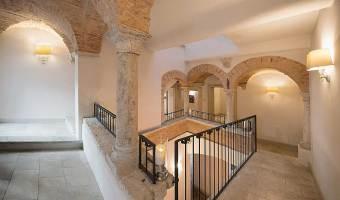Palazzo dei Mercanti, Hotel de charme à Ascoli Piceno (région des Marches)