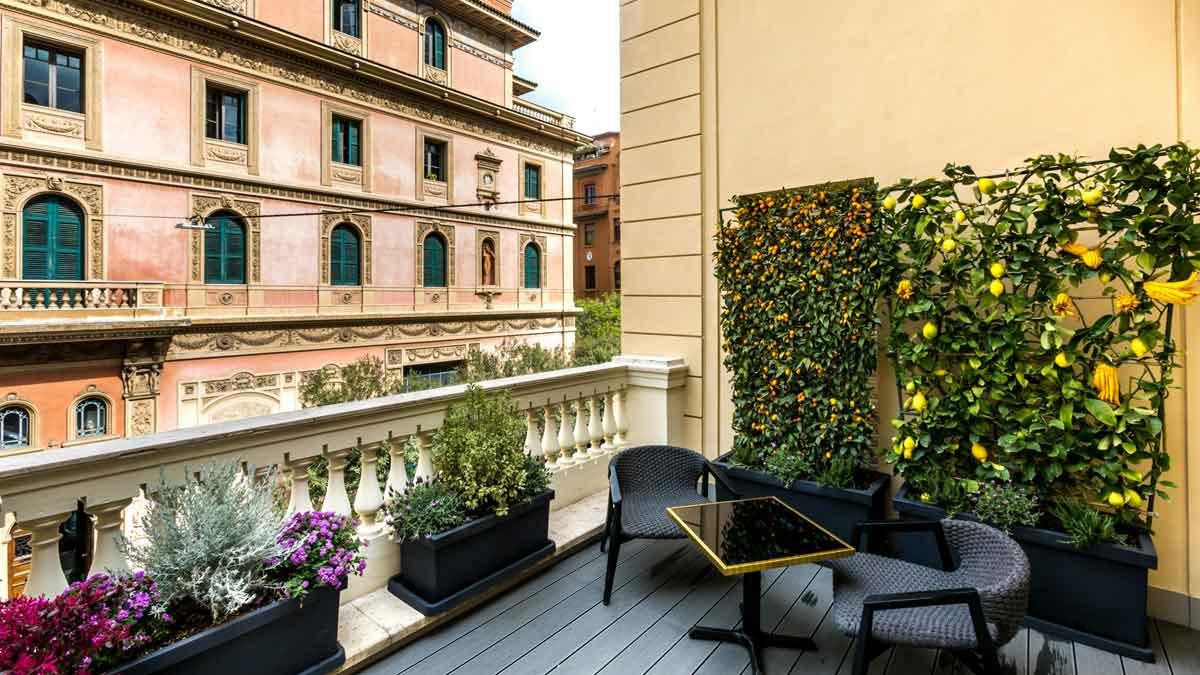 Suite (terrasse)
