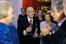 Napolitano in Nederland