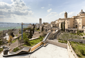 trappen assisi