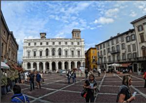 piazza Bergamo Alto