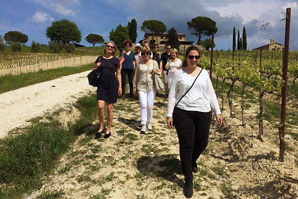 Wijnrondreis en kooklessen in Umbrië