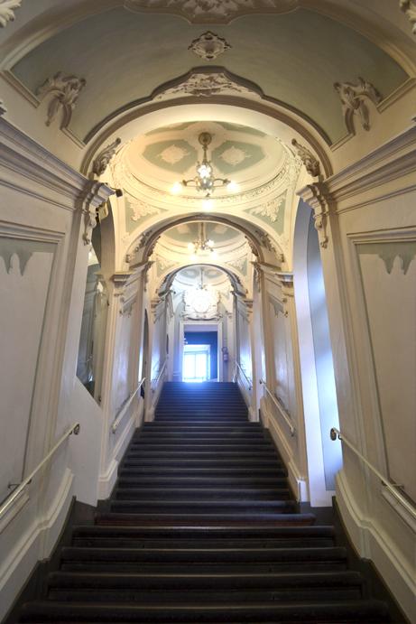 Perugia, Università per Stranieri Foto © Aniek Rooderkerken
